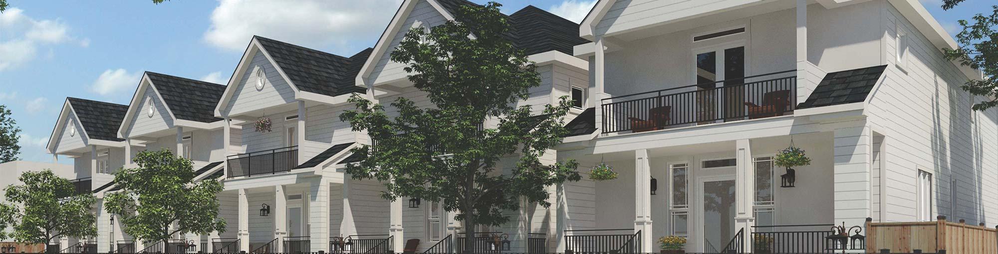 Rendered Model Homes